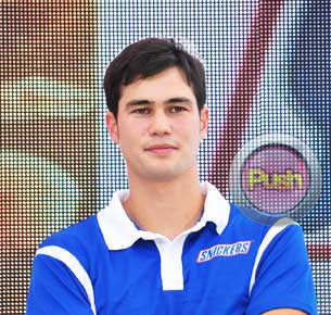 Phil Younghusband says he wants to bring Angel Locsin to Korea