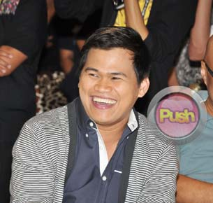Ogie Diaz admits he has 'mellowed' for the sake of his children