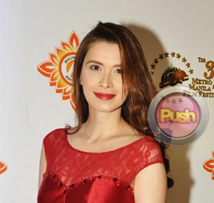 Sunshine Cruz denies that she posed for a men's magazine to spite husband Cesar Montano