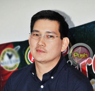 Richard Yap talks about staying away from temptations in showbiz