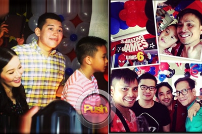 Bimby's 6th Birthday