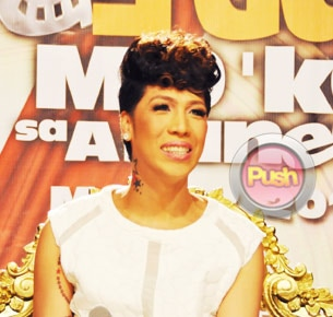 Vice Ganda says he has no plans of getting close to his boyfriend's family