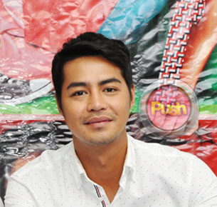 Zanjoe Marudo says he would consider doing a gay kissing scene for an art film