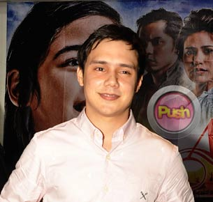 Patrick Garcia admits he has matured in acting since becoming a dad
