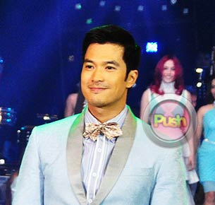 Diether Ocampo denies rift with John Lloyd, Angelica