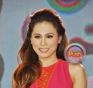 Toni Gonzaga shows off her domestic side