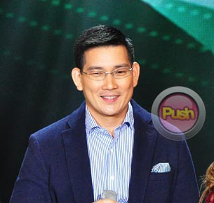 Richard Yap talks about upcoming album and the movie version of 'Be Careful with my Heart'