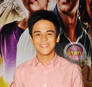 Khalil Ramos says he's not jealous of Daniel Padilla and Kathryn Bernardo's success