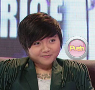 Charice says she is not giving up on her mom's acceptance