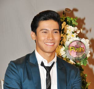 Enchong Dee says he had a workshop with Julia Montes to remove the 'wall' between them