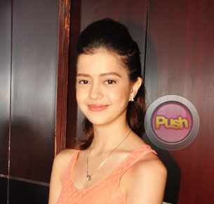 Sue Ramirez says she is lucky to be paired with Khalil Ramos in 'Annaliza'