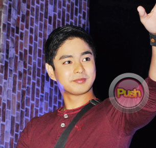 Coco Martin denies he's already married