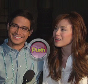 Piolo Pascual and Toni Gonzaga happy to be finally doing a movie together