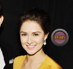 Marian Rivera supports Dingdong Dantes's new movie with Bea Alonzo