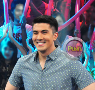 Luis Manzano keeps mum about the issue between Jennylyn Mercado and Patrick Garcia