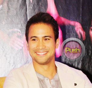 Sam Milby on acting: 'I'm my own worst critic'