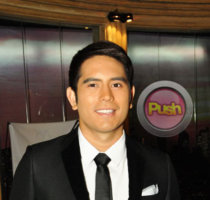 Gerald Anderson talks about filming his first love scene
