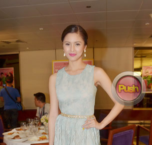 Kim Chiu feels overwhelmed by the success of 'Bakit Hindi Ka Crush ng Crush Mo'