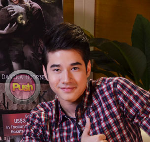 Mario Maurer shares why he enjoys working with Filipinos