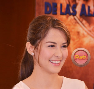 Marian Rivera rationalizes negative image