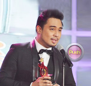 Jed Madela says he feels 'challenged' by new artists in the music industry