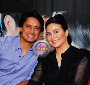 Richard Gomez and Dawn Zulueta say that 'history' is the secret to their love team