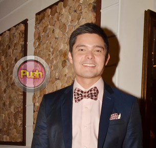 Dingdong Dantes on crossing over networks: 'I always am thankful and grateful'