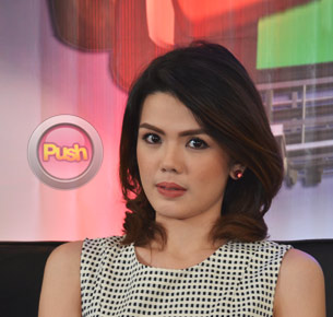 Deniesse Aguilar admits she idolizes Melai Cantiveros when it comes to hosting