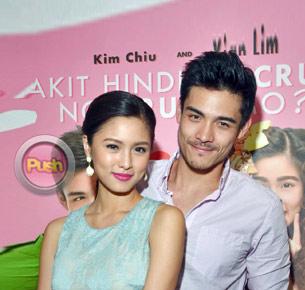 Kim Chiu and Xian Lim begin shooting for new movie