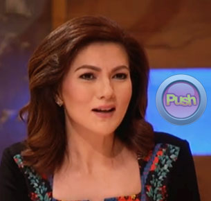 Carmina Villaroel thinks that she can go along well with BB Gandanghari`