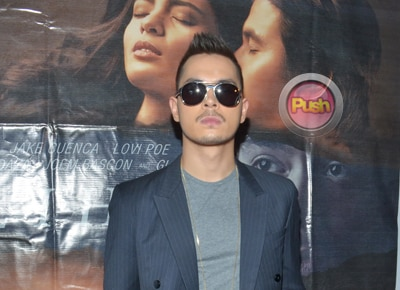 Jake Cuenca plans to try out for Azkals this 2014