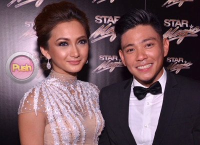 Iya Villania and Drew Arellano finally say 'I do'