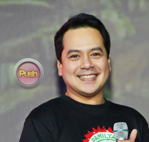 John Lloyd Cruz and Ruffa Gutierrez work together for the first time since split