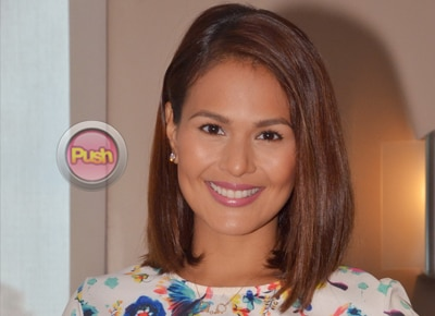 Iza Calzado agrees with Starting Over Again's ending