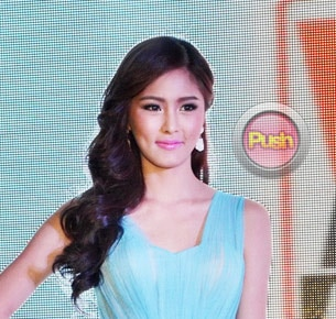 Kim Chiu denies breakup of her love team with Xian Lim