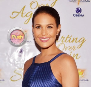 Iza Calzado admits that Piolo Pascual is her original crush in showbiz