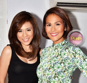 Iza Calzado and Toni Gonzaga say 'Starting Over Again' made their friendship stronger