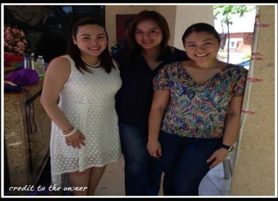 Claudine Barretto visits Rico Yan's tomb