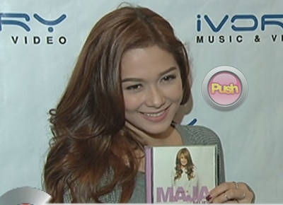 Maja Salvador hopes to fix relationship with Kim Chiu