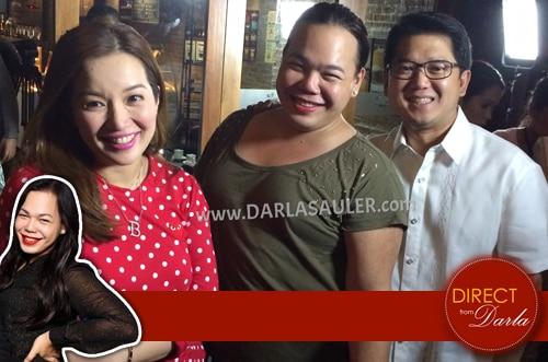 Mayor Herbert Bautista, bumisita sa KrisTV Taping; Kris Aquino nilinaw na friends lang sila ni Derek