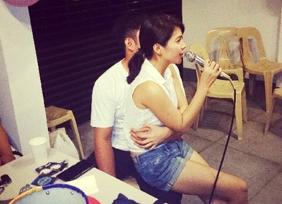 Does Kaye Abad have a new boyfriend?