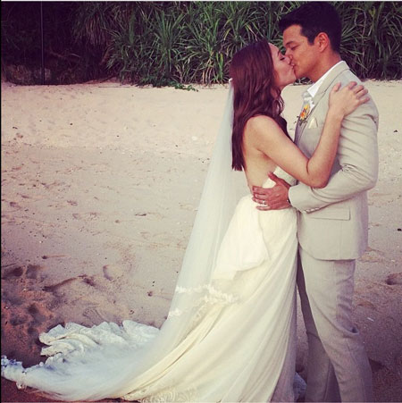Jericho Rosales makes Kim Jones his 'Legal Wife'