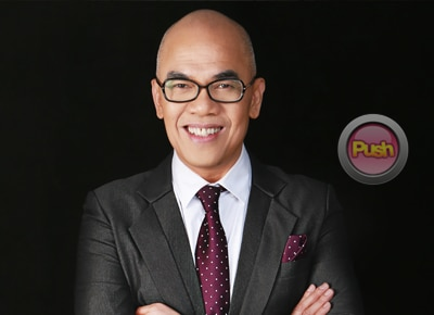 Boy Abunda is no longer running for office in 2016