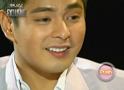 Coco Martin says he felt sad for Katherine Luna's son
