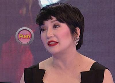 Kris Aquino: 'I don't just want a label, I want a title'