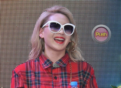 CL of 2NE1 on the Philippines: 'I wish this was my hometown, too'