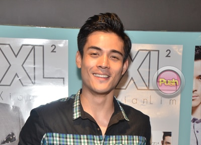 Is Xian Lim playing Captain Barbell?
