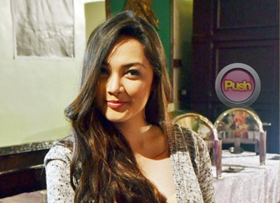 Meg Imperial admits that she is still not yet comfortable doing sexy scenes