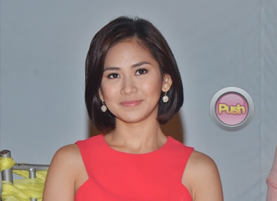 Sarah Geronimo plays coy about a certain 'first time' experience