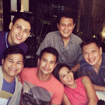Tirso and Lynn's cherished moments with children